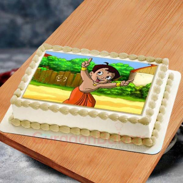 party with chhota bheem