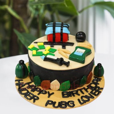 pubg adrenaline shot cake