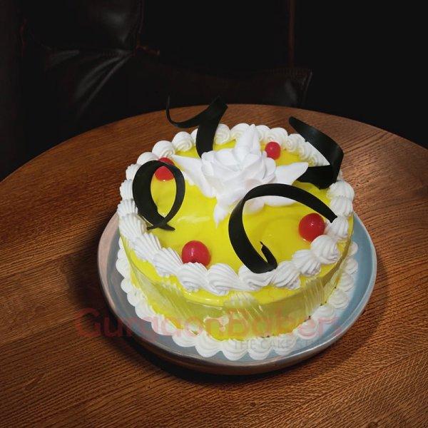 tropical magic cake
