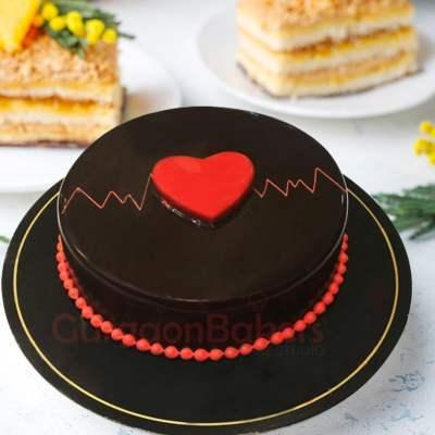 heartiest wishes birthday cake