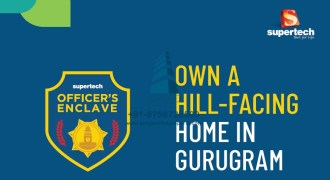 OFFICER'S ENCLAVE, HILL TOWN, SOHNA ROAD, SECTOR-2, GURGAON