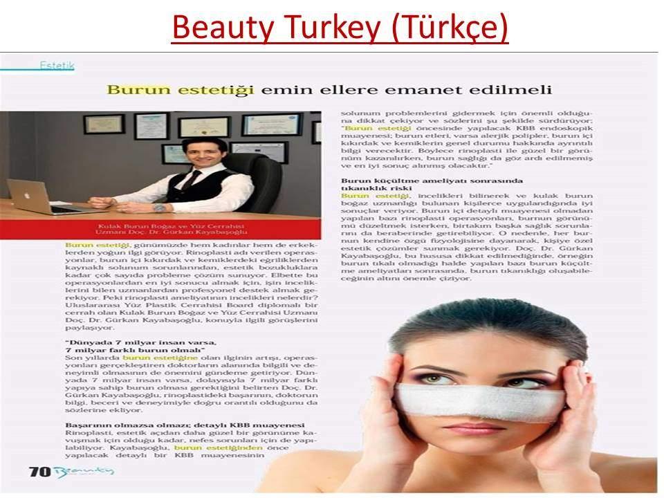 Beauty Turkey türkçe