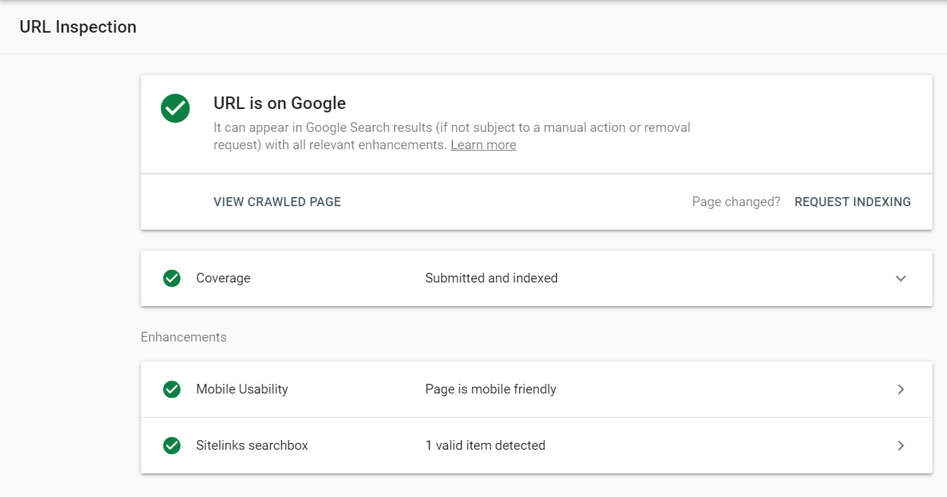 Submit Website In Google Search Console