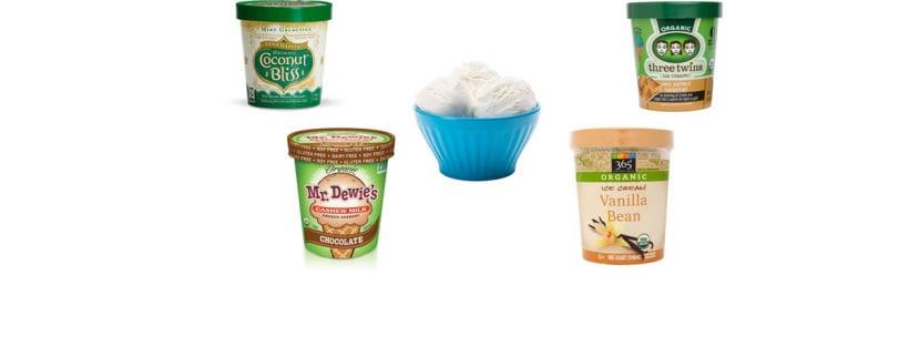 My Top Organic Ice-cream Picks