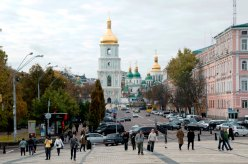 Kiev on a Sunday