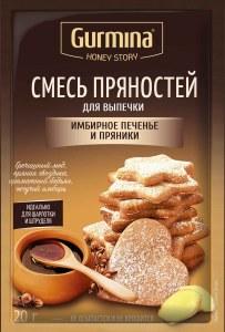 смесь пряностей имбирное печенье