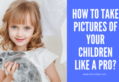 How to Take Professional Portraits of Your Children Like A Pro_