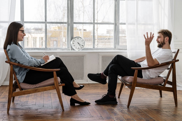 According to psychologist , According to a relationship counselor , According to life coach