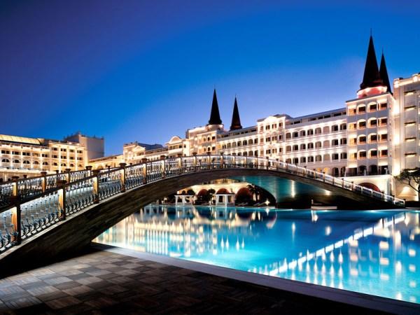 Mardan Palace 5* — самый дорогой отель в Турции ...
