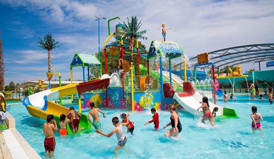 Яркие водные развлечения в Турции – залог полноценного и здорового курортного отдыха