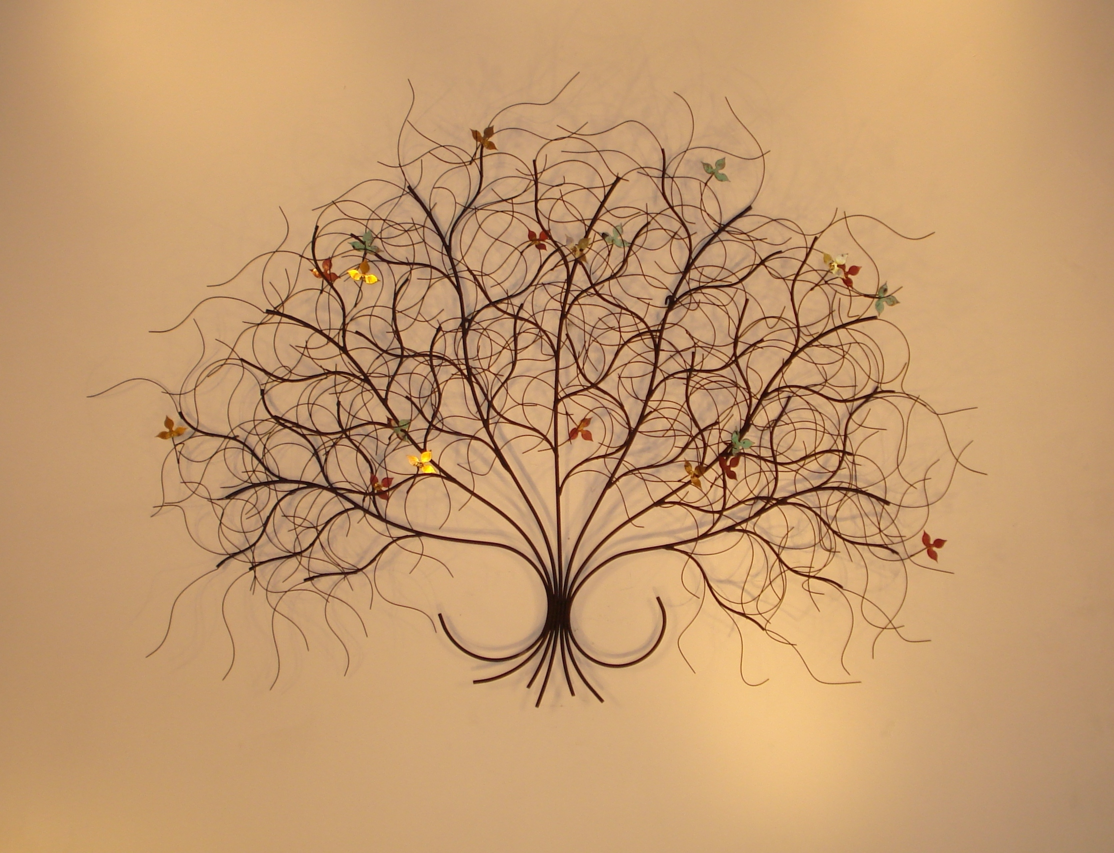 Metal Wall Sculptures And Wall Art