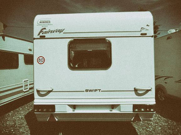 Caravan 80/kmh Speed