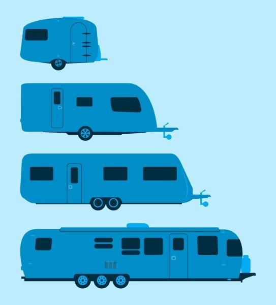 Travel Trailer & Caravan