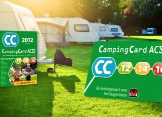 ACSI Camping Discount Card