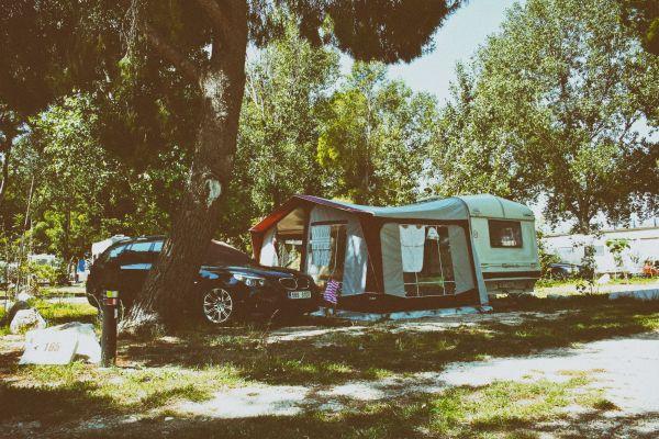 Croatia Camping in Stobrec 2012