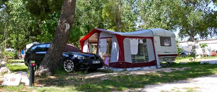 Croatia Campsite - Stobreč