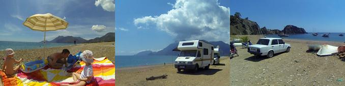 Cirali Coast