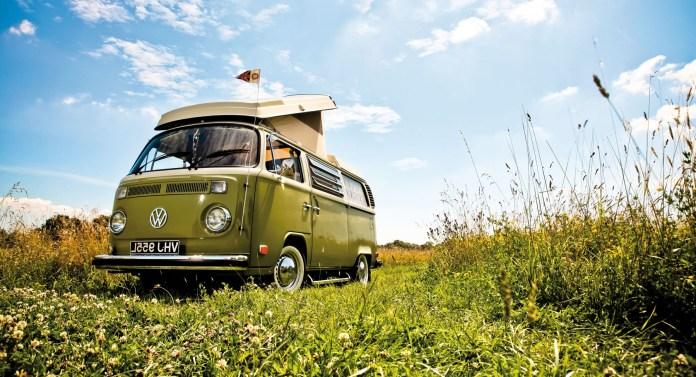 Camper Volkswagen California