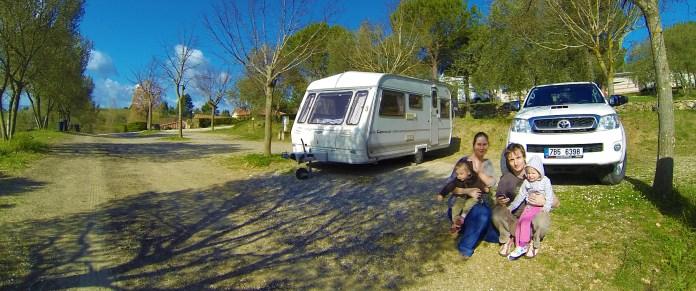 Caravan Family - Vita Valka