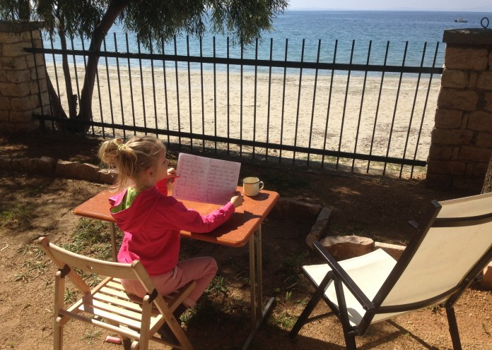 Homeschooling in Greece
