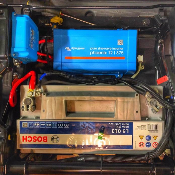 Vanlife Battery