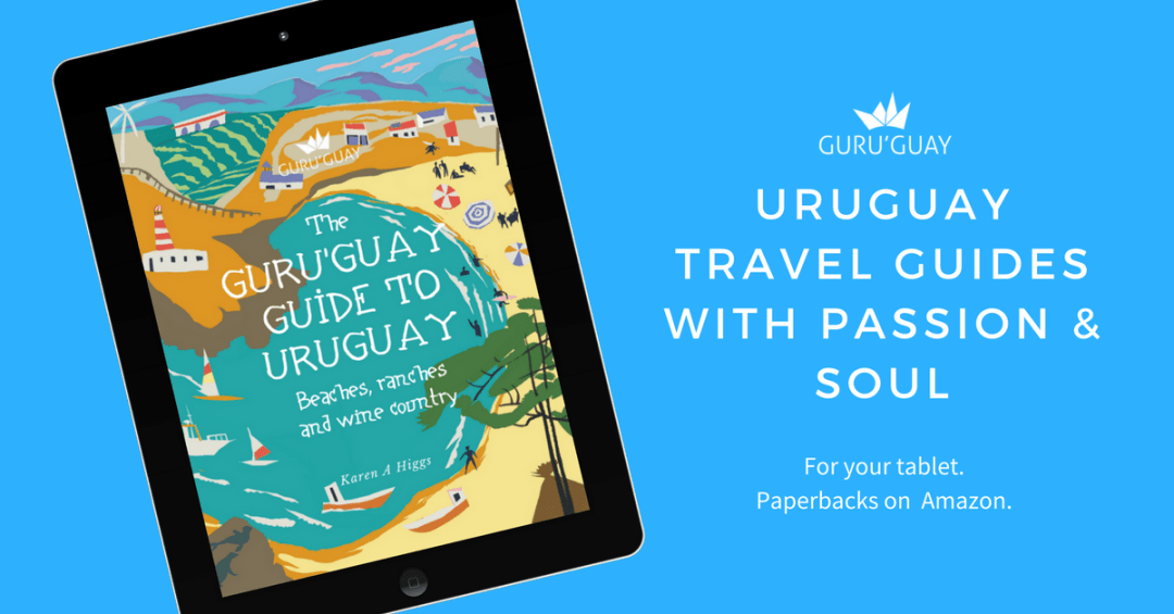 Buy Guru'Guay travel guides to Uruguay and Montevideo