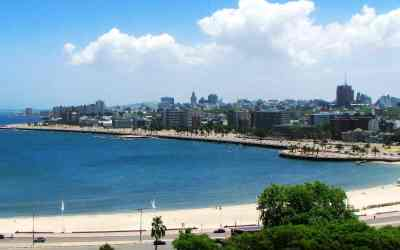 Not just great culture. Montevideo has 10 fine beaches