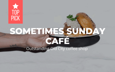Sometimes Sunday Café – Outstanding Montevideo coffee shop