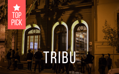 Tribu – Arts centre & resto-bar with art deco vibes