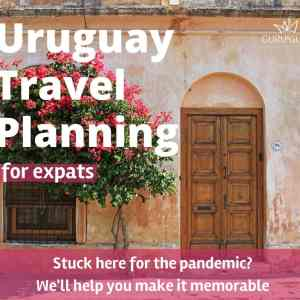 Travel Planning - for Uruguay expats