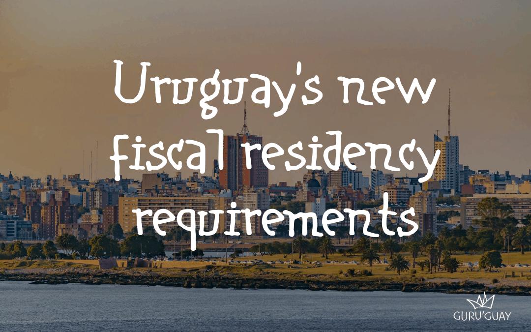 tax residency