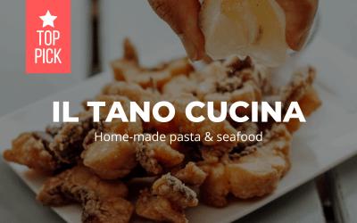 Il Tano Cucina – pasta & seafood in Punta del Diablo