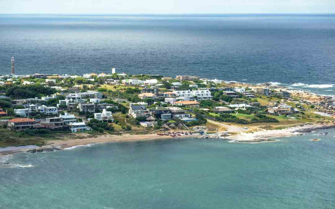 José Ignacio: Tiny Uruguay town turned world's hot beach spot