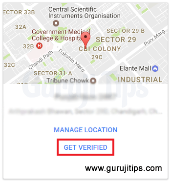 Google Business Get Verified