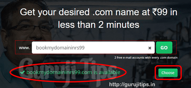 Your Domain is Available