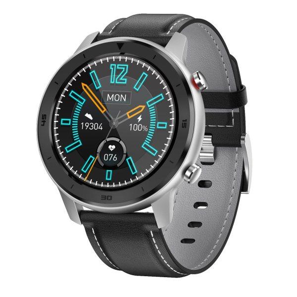 dt78 round dial smart watch in pakistan gurumart.pk