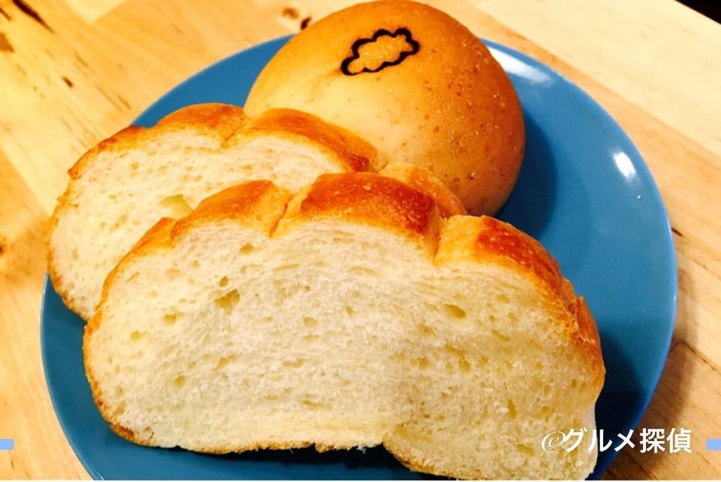 【グルメ探偵】※画像6 ランチのパン