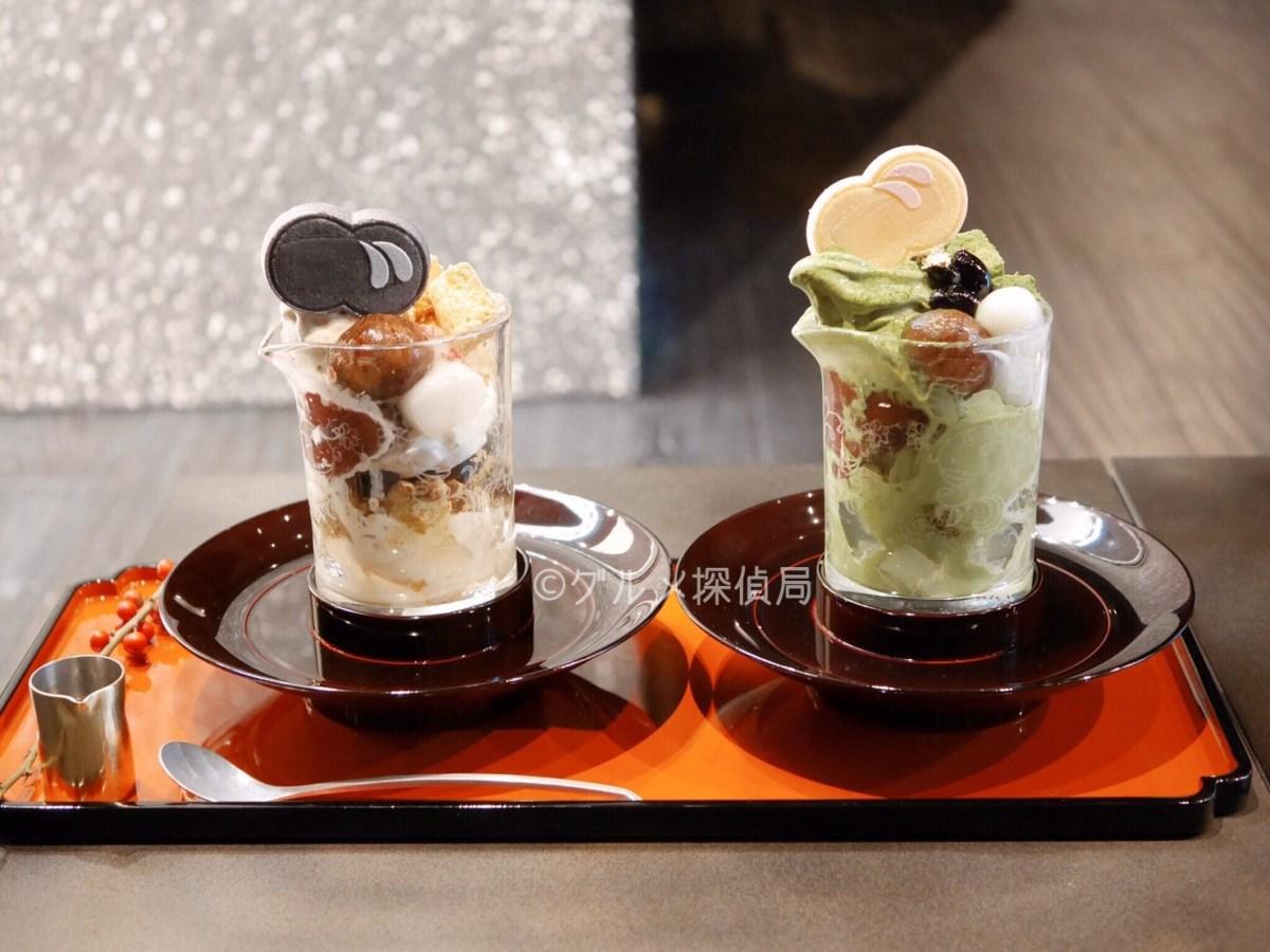 上野フロンティアタワーに「廚otonaくろぎ」登場!パフェやくろぎサンドに限定ほろ酔いかき氷も!