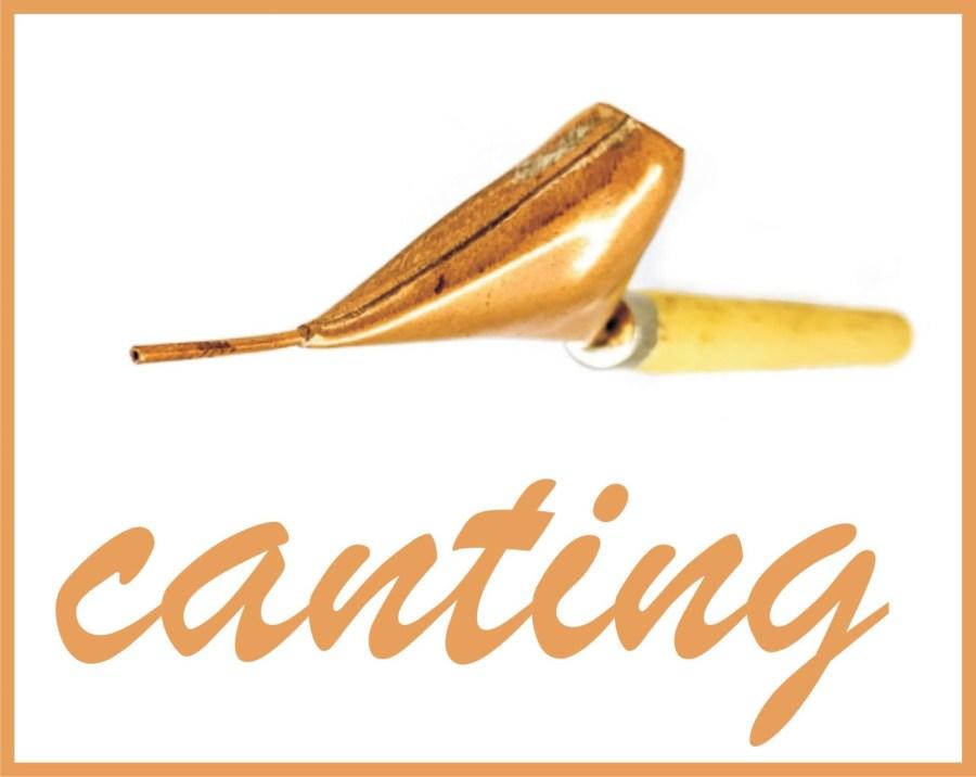 canting batik