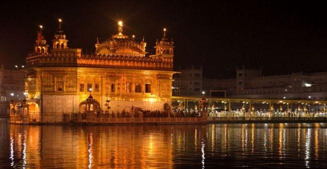 Golden Temple guru nanak jayanti celebration
