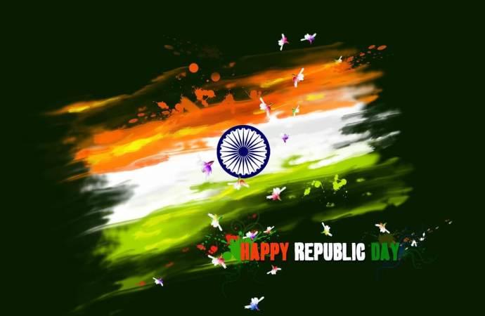 Happy Republic Day wish friends