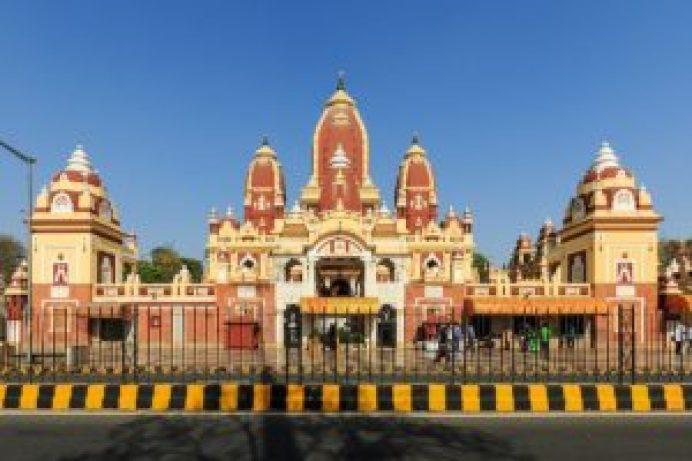 Laxminarayan Temple (Birla Mandir)   Delhi