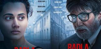 badla movie 2019-trailer
