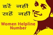 Women Helpline Numbers across India and states