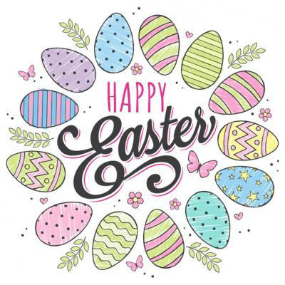photo of Easter egg