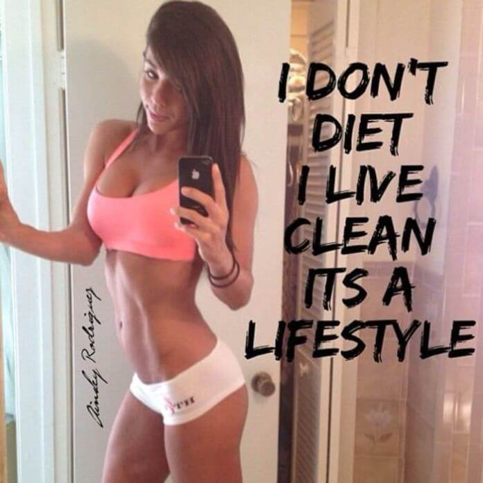 Female Fitness Motivation Quote 2