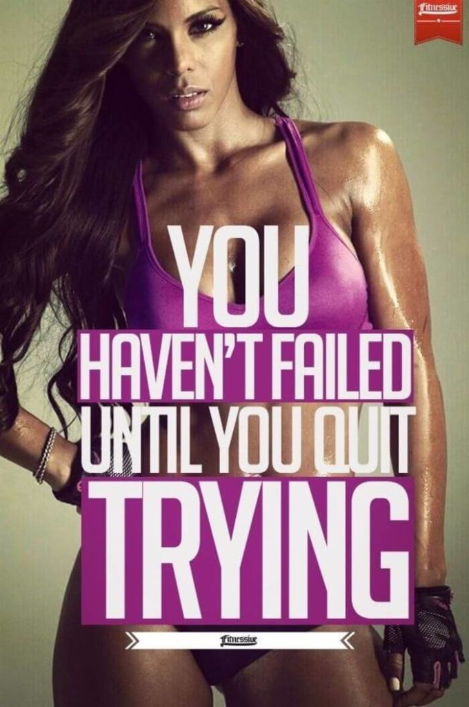 Female Fitness Motivation Quote 3