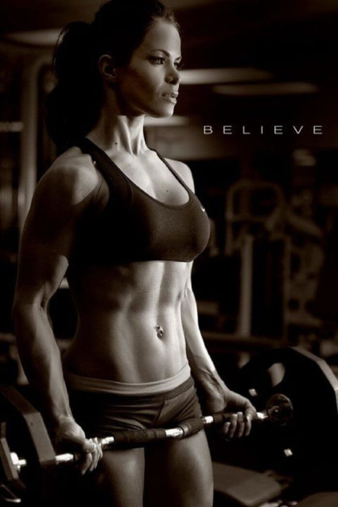 Female Fitness Motivation Quote 4
