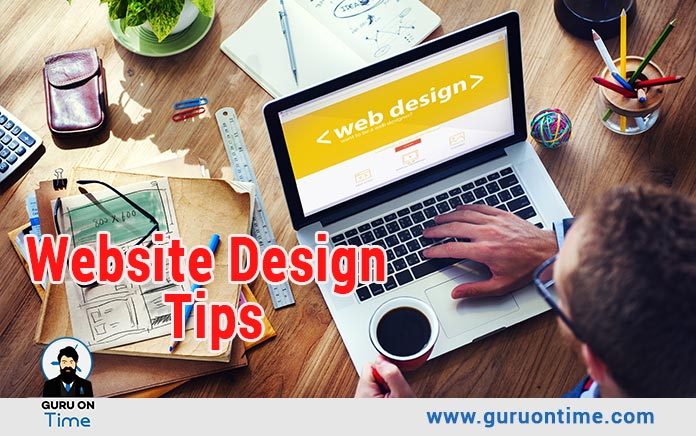 Website Designing Tips
