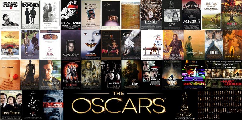 Complete list of Best Picture Oscar winner